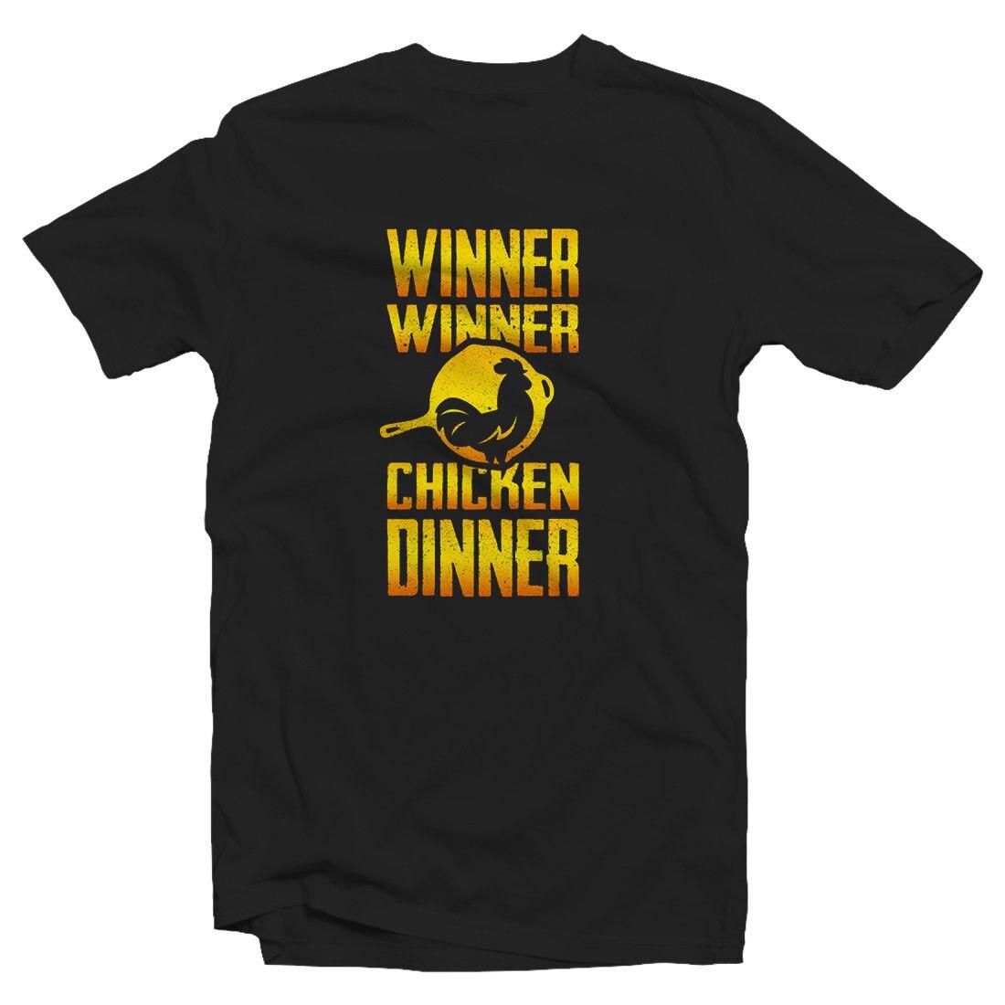 Winner Winner Chicken Dinner Tshirt PAN - PUBG Player Unknown