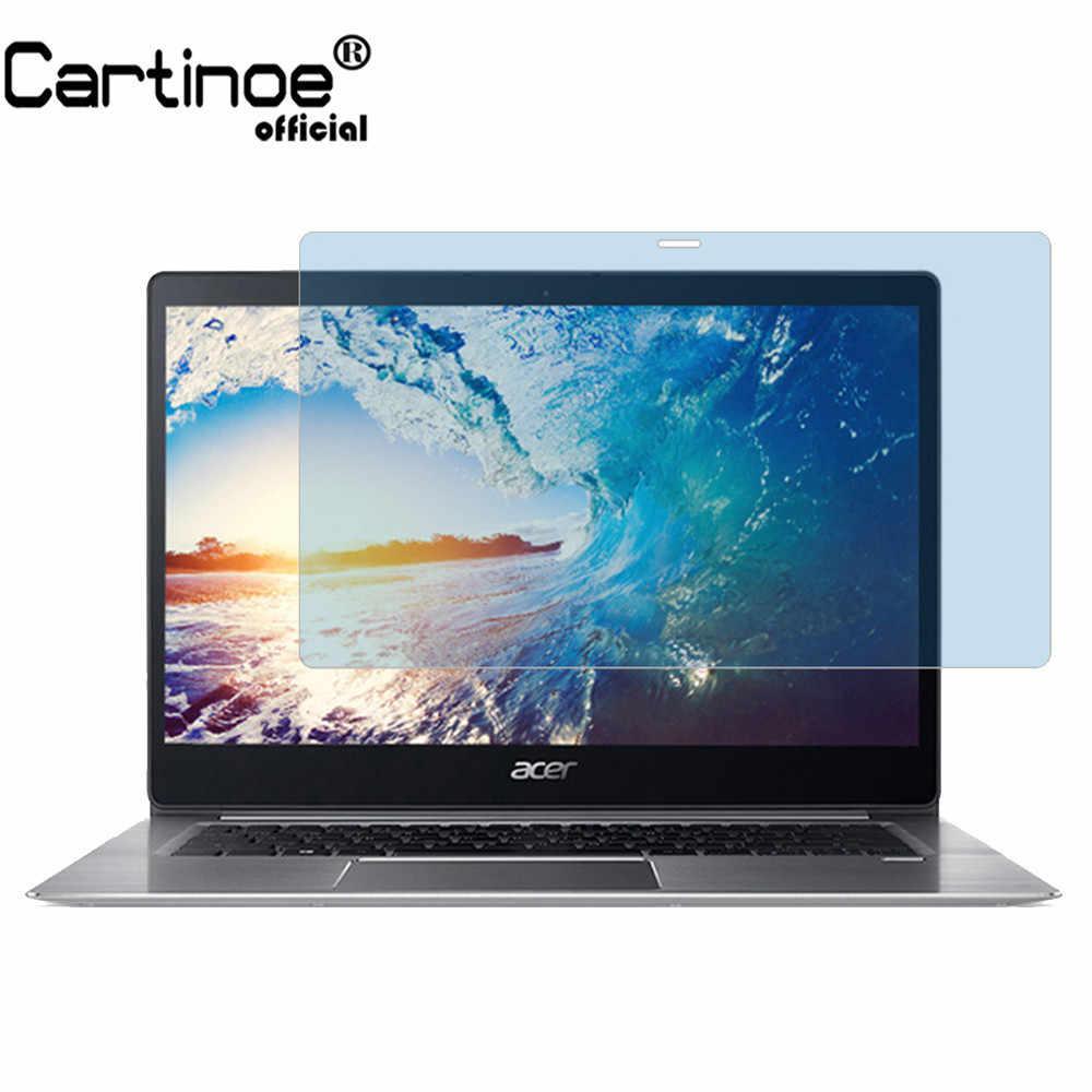 Cartinoe 14 بوصة محمول واقي للشاشة لشركة أيسر سويفت 3 Sf314-52 Sf314-52g الكمبيوتر مكافحة الضوء الأزرق شاشة Lcd طبقة واقية 2 قطعة