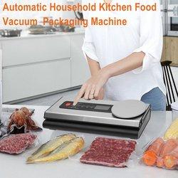 Praktyczne próżniowe uszczelniacz projekt automatyczne kuchenne z gospodarstw domowych maszyn do pakowania żywności uszczelniaczem próżni uszczelniania maszyn do torby do przechowywania folia uszczelniaczem w Próżniowe przechowywanie żywności od AGD na
