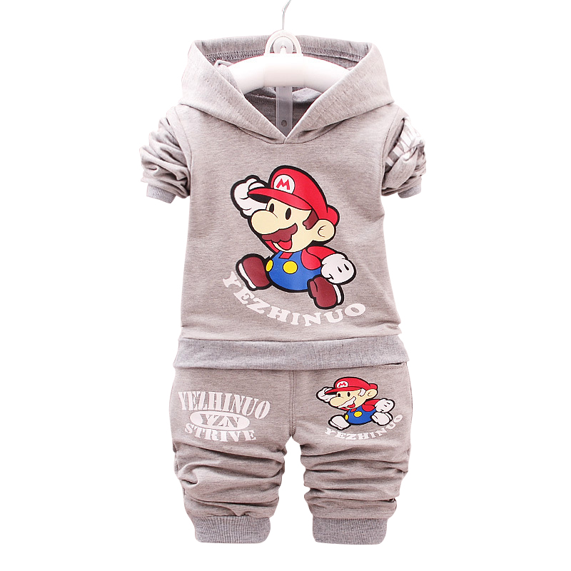Winter Clothing Sets Boys Girls Clothes Sets Thick Children s Hooded Coats Pants Suits font b