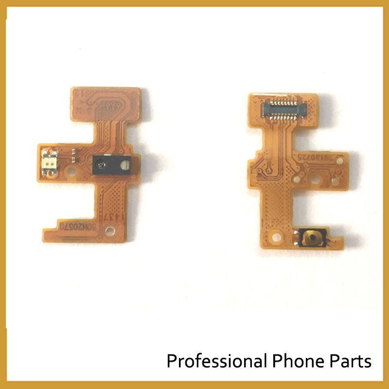 Original Power Button Key Flex Cable For HTC Desire 601 Power Flex Cable Repair Parts In Cellphone Parts