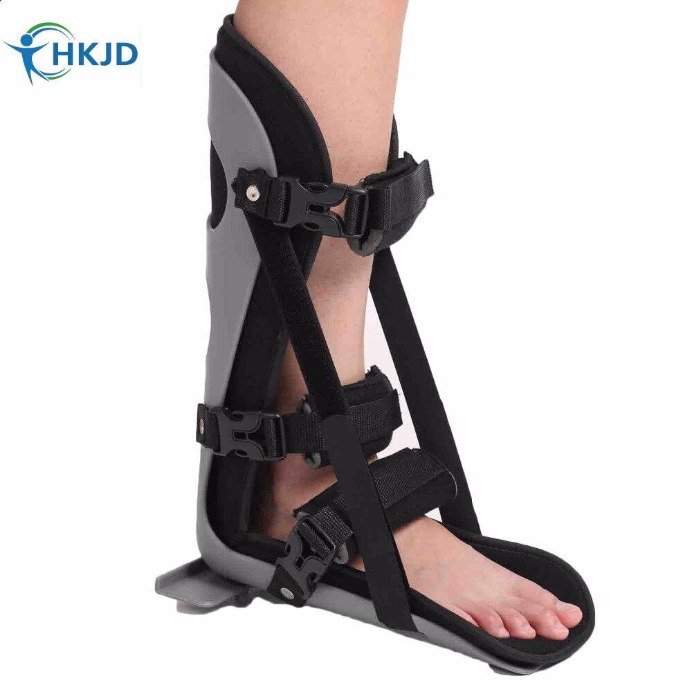 Health Care Adjustable Ankle Foot Orthosis High Quality Night Splint Plantar Fasciitis Drop Foot Ankle Foot