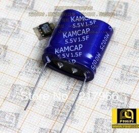 New and original Super Capacitor 5.5V 1.5F free shipping Farad Capacitor ,Supercapacitor ...
