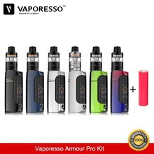 Vaporesso Armour Pro Kit 100W TC Box Mod Vape 5ML with Cascade Baby Tank Vaper Eletronic Hookah Vaporizer E-Cigarettes In Stock(China)