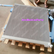 New Aluminium Hydraulic Oil Cooler For Komatsu PC360-7 Machine