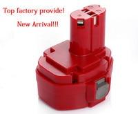 3000 mAh 14.4 V NI-CD Bateria Para Makita 1420 1422 192600-1 193985-8 194172-2 PA14 frete Grátis