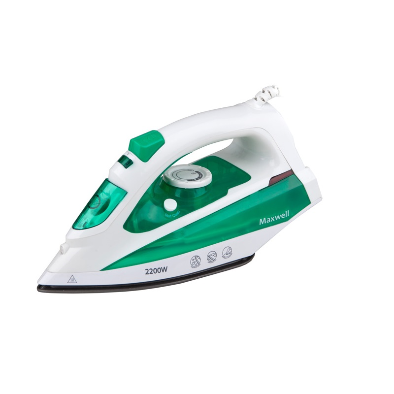 Steam iron Maxwell MW-3036 G steam iron maxwell mw 3047 bn