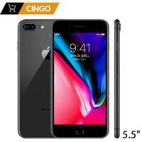 Original Unlocked Apple Iphone 8 Plus 5 5 Inch RAM 3GB ROM 64G Hexa Core 12MP