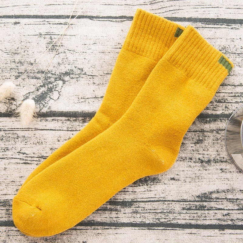 PEONFLY Good Quality Cylinder Pattern Day Man Happy Funny Novelty Socks Colorful Men Autumn Winter