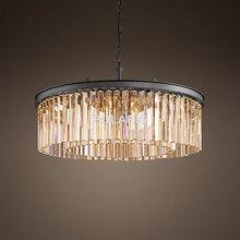 Modern RH Vintage Pendant Hanging Light Suspended Lighting for Home Dining Room Decoration