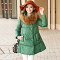 Hot Sale! 2016 New fashion women's Winter Coat Thicken Slim  Women Parka Winter Coat