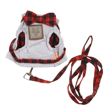 Super cute sphynx cat control harness / training strap vest