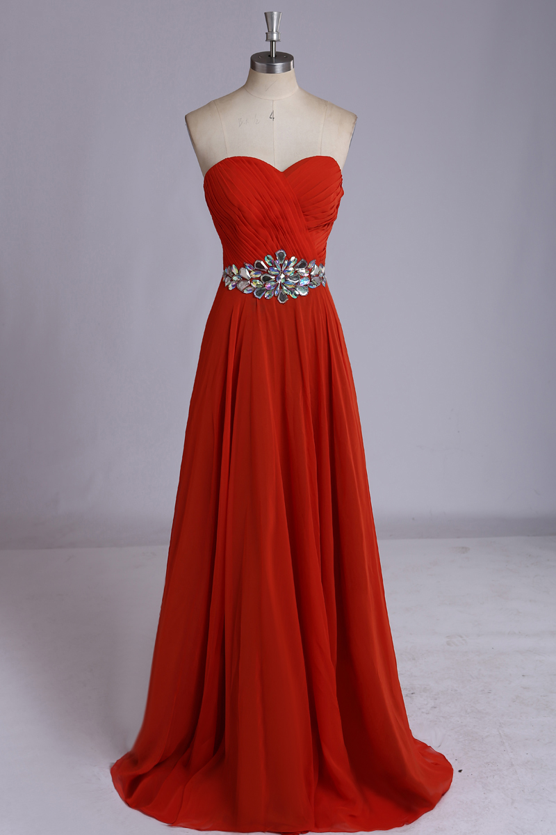 Online get cheap chiffon red bridesmaid dresses beading hot chinese red sweetheart long bridesmaid dresses beaded mother of bride sexy maxi dress free customized vestidos cheap ombrellifo Choice Image