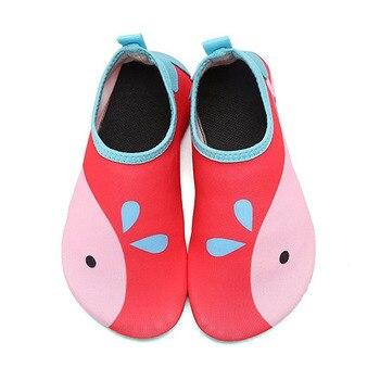 נעלי ילדים ילדות לקיץ נעלי גרב בד נושם להזמנה לוקו0ט
