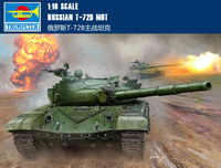 RealTS Trumpeter 00924 1/16 Scale Russian T 72B Main Battle Tank Plastic Model Kit