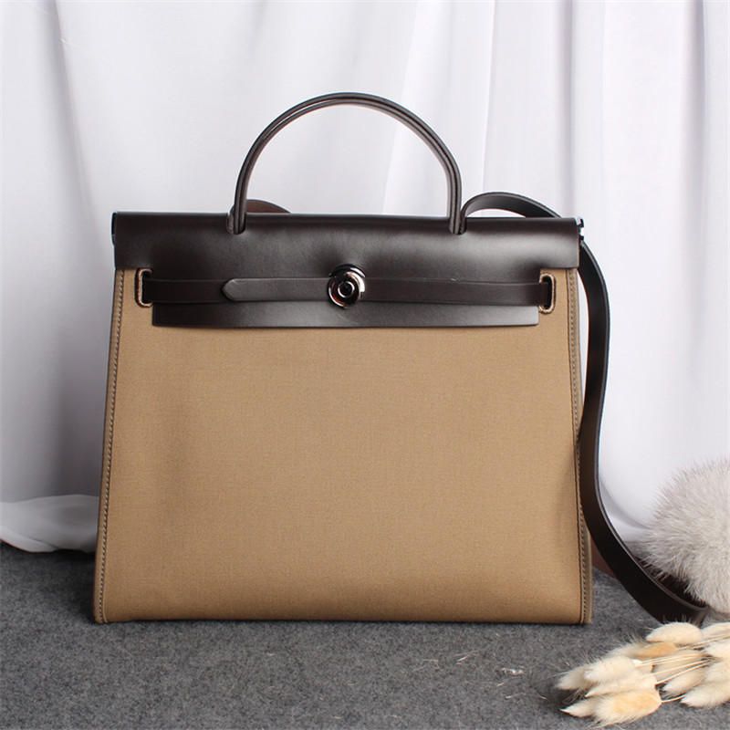 luxury women bag canvas with Genuine Leather handbags woman cowhide tote ladies hand bags designer shoulder bag clutch purse sacluxury women bag canvas with Genuine Leather handbags woman cowhide tote ladies hand bags designer shoulder bag clutch purse sac