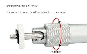 Image 3 - Soporte retráctil para cámara de vigilancia, montaje en pared de aleación de aluminio Universal de 20CM 120CM
