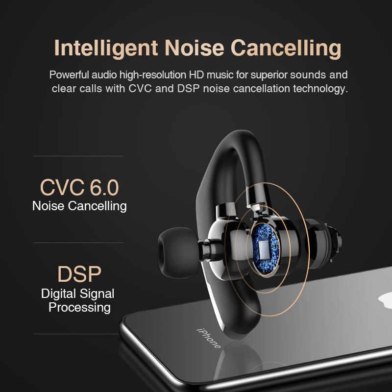 SANLEPUS Bluetooth イヤホンワイヤレスヘッドフォンハンズフリーヘッドセットインナーイヤー型 Hd マイク電話 Iphone サムスン xiaomi
