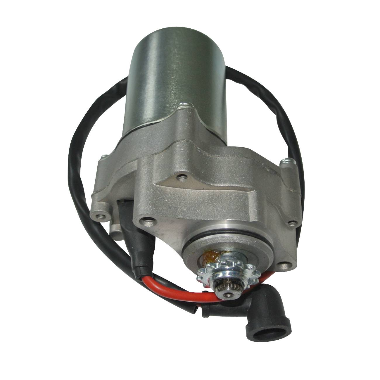 Electric Starter Ignition For 50cc 70cc 90cc <font><b>110cc</b></font> 125cc <font><b>AtV</b></font> Quad Pit Bike Part image