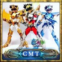 Free Shipping Lc Model M Saint Seiya Myth Cloth Gold Ex Scorpio Milo Figure Pre Sale