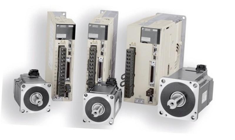 New Original 750W 0.75KW 200V SGDV-5R5A01A SGMJV-08ADE6E Servo System new original sgdv 2r8a01b sgmjv 04add6s 200v 400w 0 4kw servo system sgdv 2r8a01b sgmjv 04add6s