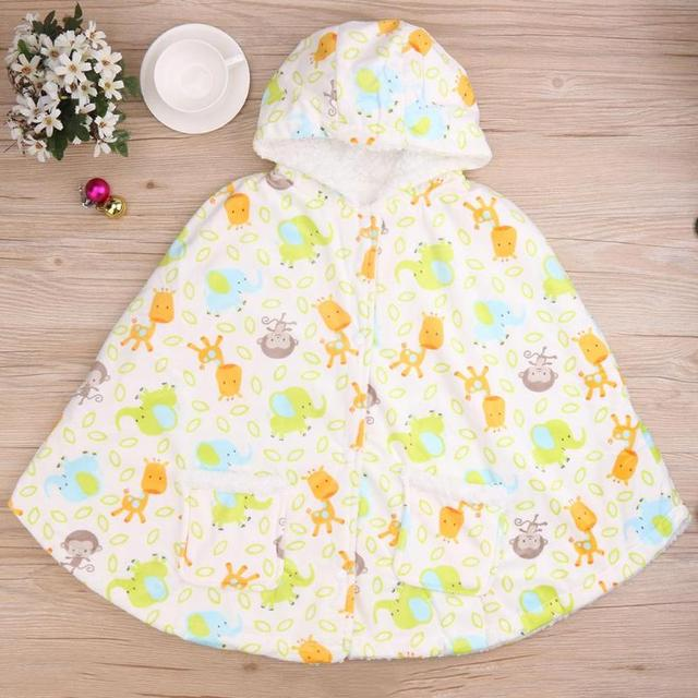 94058fe79548 Baby Girl Jackets 2018 Winter Outerwear Et Velour Fabric Garment Lovely Bow  Coat for Baby Girls Kids Clothes Clothing
