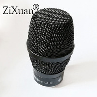 Wireless Microphone Core Head Capsule Cartridge for Shure KSM9HS Handheld Mic KSM9 Handheld Microphone