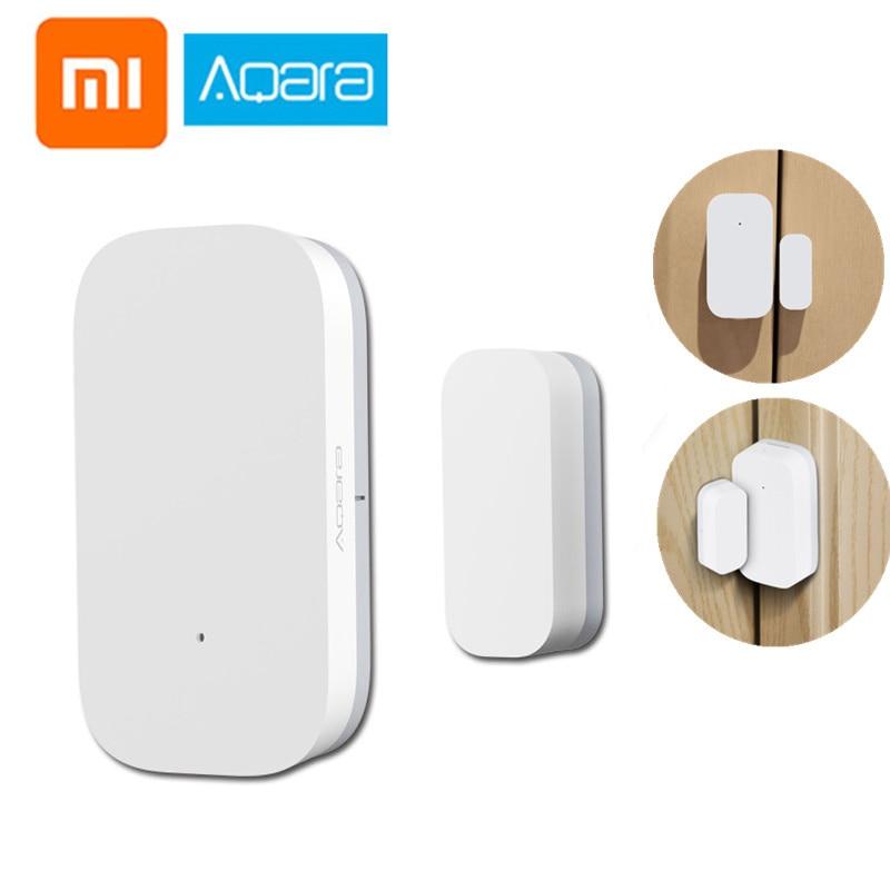 Xiaomi AQara Smart Датчик оконной двери ZigBee беспроводное подключение многоцелевой работы с Xiaomi умный дом Mijia/Homekit