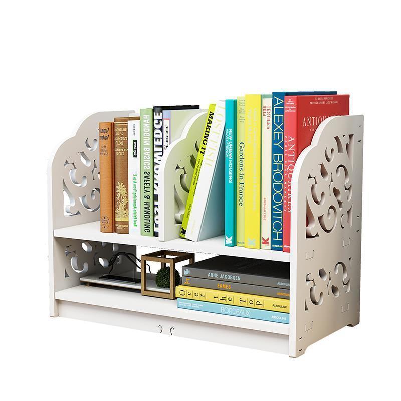 Madera Bois Libreria Affichage Industriel À Domicile Mueble Librero étagère murale Européenne décoration de meubles Livre Étagère Cas
