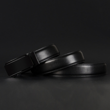 High Quality Genuine Leather Automatic Buckle Belts