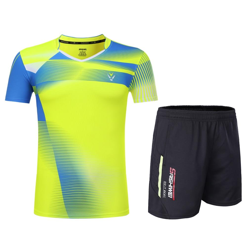 sports clothes Tennis suit, table tennis clothes, badminton wear 3