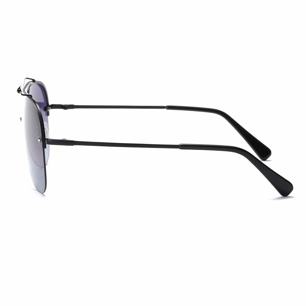 AEVOGUE Polarized Sunglasses Men Alloy Frame Brand Designer Steampunk Unisex Sun Glasses UV400 AE0557 in Men 39 s Sunglasses from Apparel Accessories