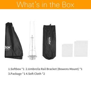 Image 2 - Godox SB UE 95cm 37in Portable Octagonal Umbrella Softbox with Bowens Mount for Godox Studio Flash DE300 DE400 SK300 SK400