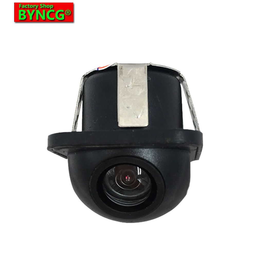 BYNCG WG12 Best Price Universal Car Rear View Camera Reverse Parking Backup Camera 009M 170 Degree Angle CCD HD Water proof image