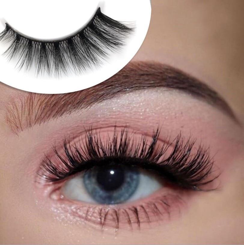 10box 50 Pairs Transparent False Eyelashes Messy Cross Thick Natural Fake Eye Lashes Makeup Tips Bigeye Long False Eye Lashes Distinctive For Its Traditional Properties