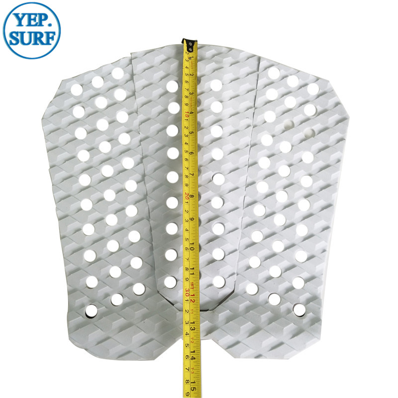 SUP 3M Glue Surfboard Deck Pad EVA Surf Traction Pads Front pad and tail pad full set in Surfing from Sports Entertainment