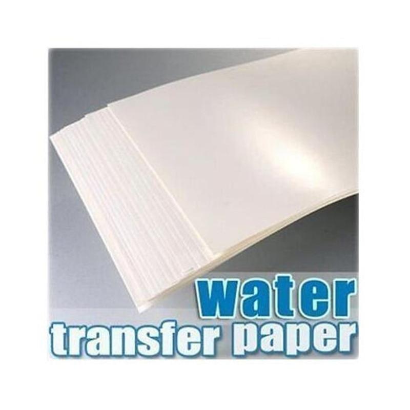 inkjet waterslide decal paper Injet water decal paper, waterslide decal paper made in the usa.