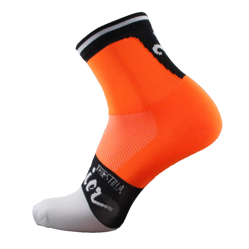 Новый велосипедные носки Для мужчин Открытый Гора Спорт износостойких велосипед обувь для Дорога велосипед носки Running Компрессионные носки