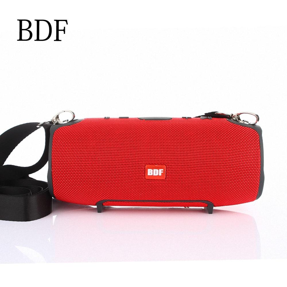 (freies Verschiffen) Bdf Tragbare Bluetooth Lautsprecher Mittleren Bdf5 Outdoor Wireless Stereo Receiver Hifi Tragbare Lautsprecher Musik Sound Box