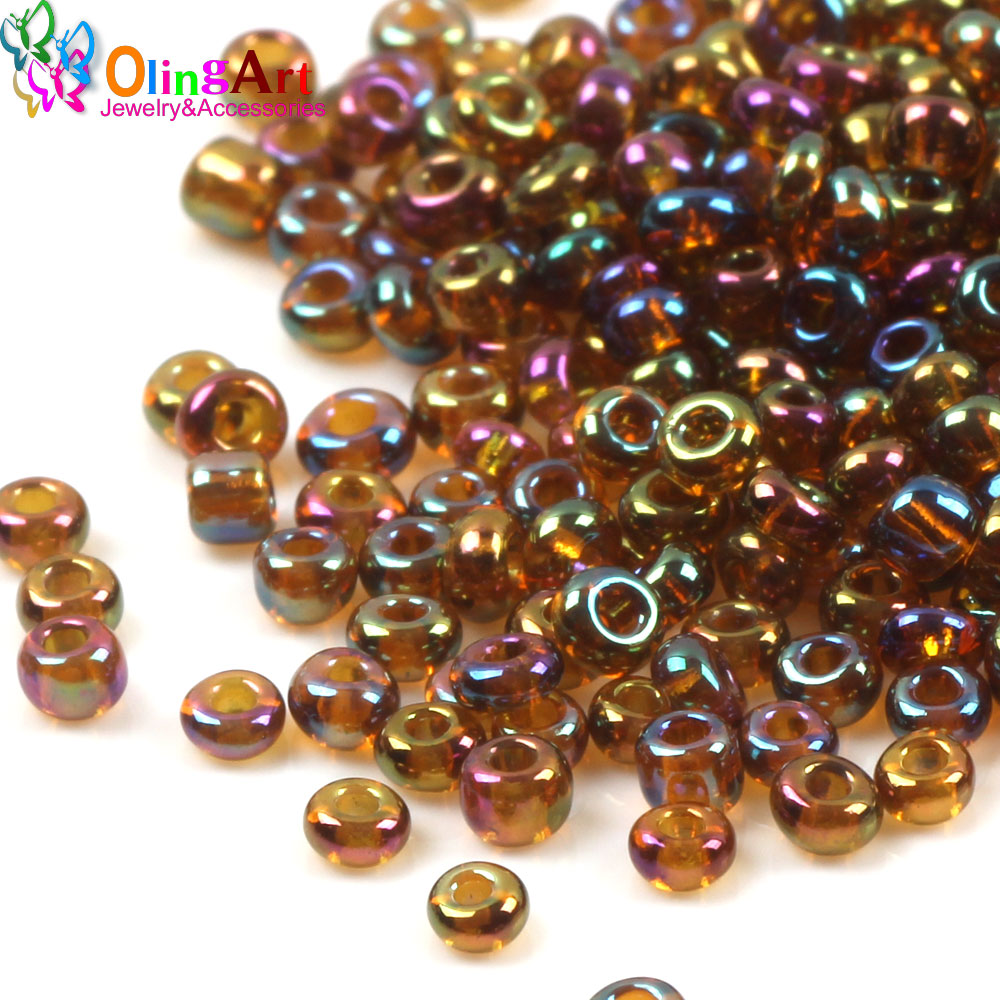 Beads & Jewelry Making Modest 50 Pcs Diy Bracelet Accessory Children Handcraft Department Mix Color 10mm Cylinder Shaped Resin Stripe Beads Jewelry Findings Modern And Elegant In Fashion