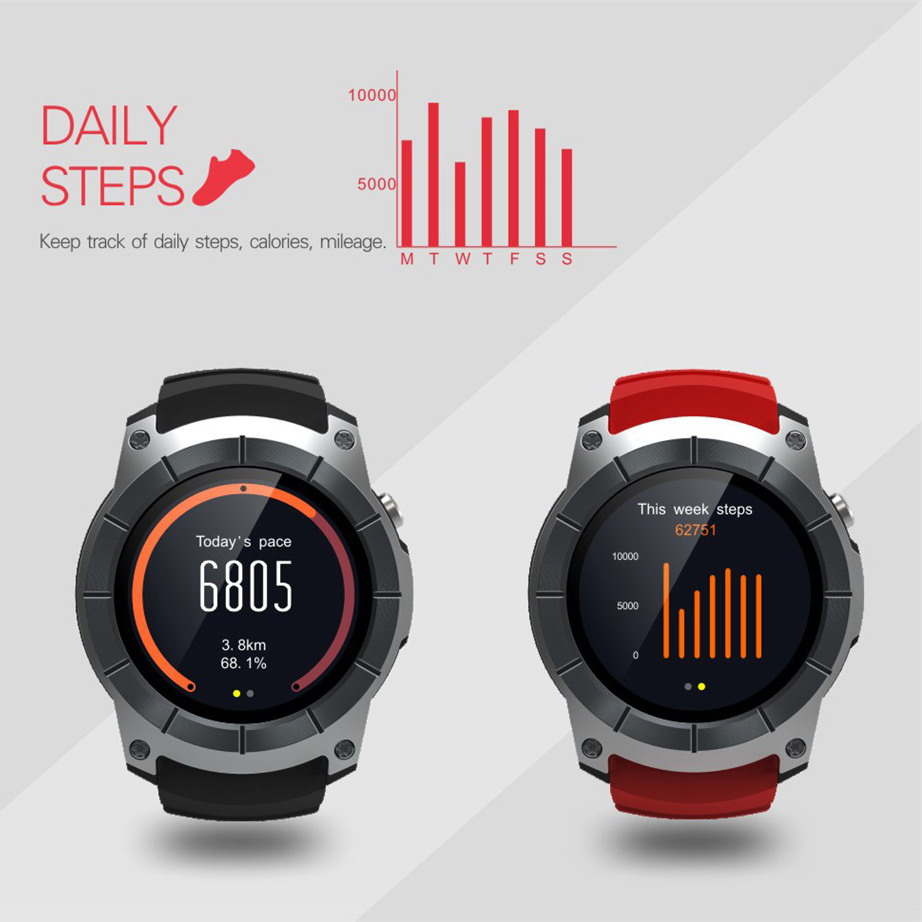 Men's Smart GPS Watch 2