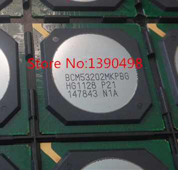 100% new original  BCM53202MKPBG BCM53202MKPB  BCM53202 IC  BGA-in Integrated Circuits from Electronic Components & Supplies    1