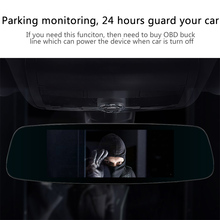 Junsun A800 4G/3G Car DVR Mirror 7″ Android 5.1 GPS Dash cam Video drive Recorder Rear view mirror with DVR and Camera