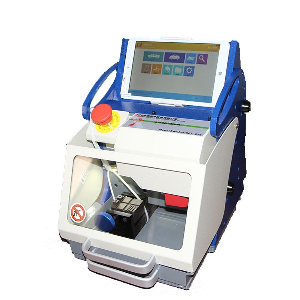 CNC-Car-Keys-Cutting-Machine-Full-Automatic-Key-Duplicate-Machine-Numerical-Control-Key-Copier-SEC-E9z