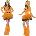 Adult Halloween Cosplay Costumes Masquerade Game Uniform Pumpkin Devil Cosplay Clothing Girls Cos Suits Halloween Party