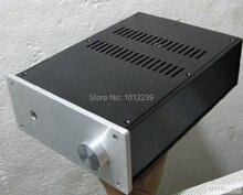 Лидер продаж усилитель алюминиевое шасси/шасси предусилителя Размер Ширина 226 мм высота 90 мм Глубина 311 мм
