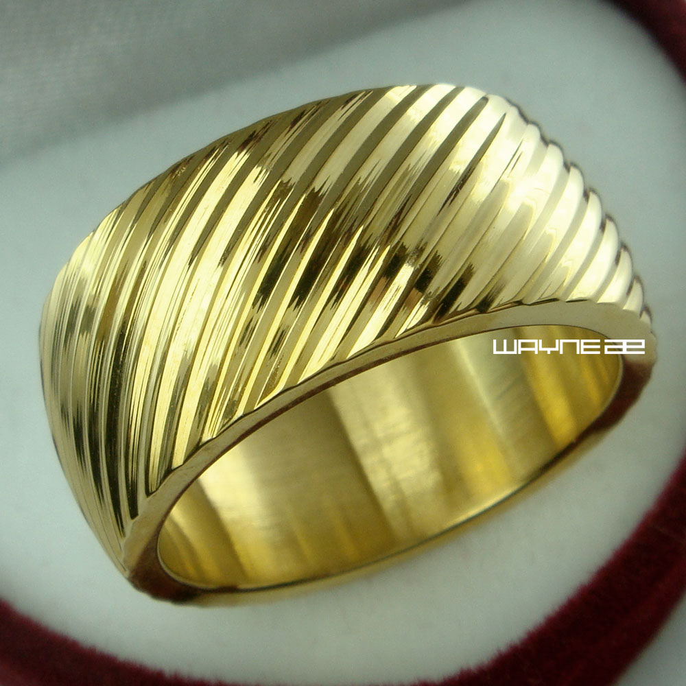 promotion antler wedding band promotion antler wedding band 10mm width Men Ring L Stainless steel Men s Jewelry Wedding Bands rma