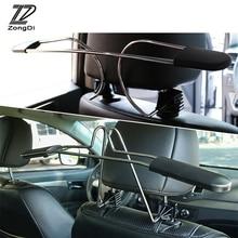 ZD 1 шт. автомобиль Вешалка металл, нержавеющая сталь подголовник Вешалка для Abarth Fiat 500 BMW E60 E36 E34 Mercedes Benz W204 volvo XC90 V70