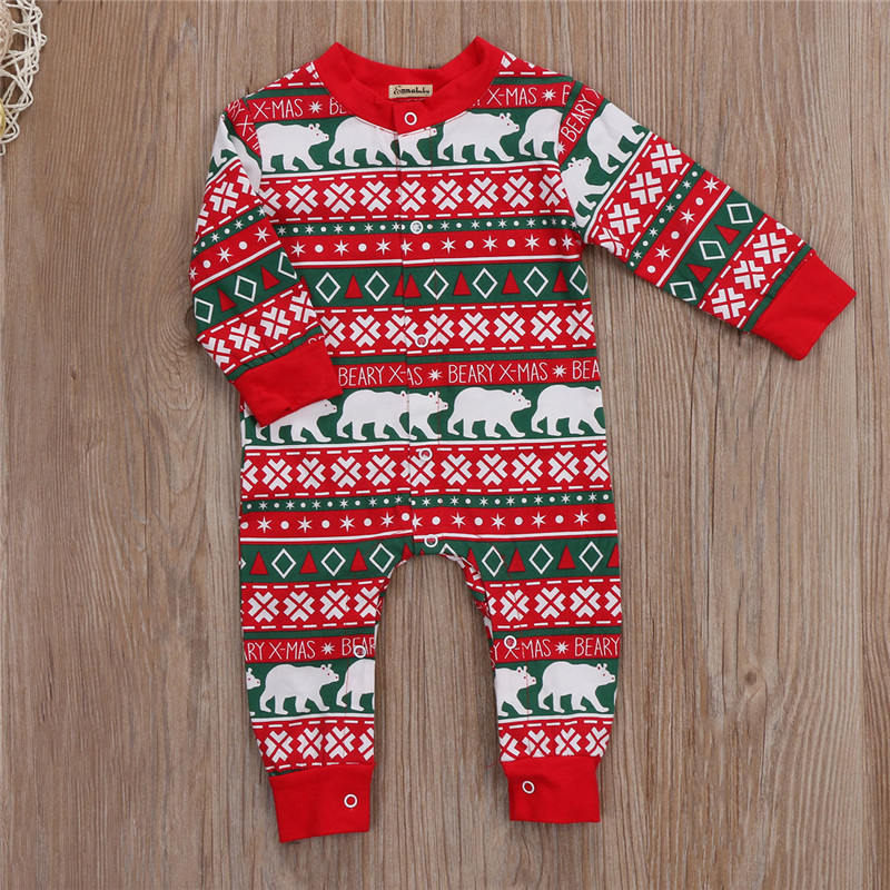 Newborn Baby Boy Girl Clothes Warm Jumpsuit Romper Bear Long Sleeve Casual Autumn Winter Baby Playsuit Clothes Outfits newborn baby girls watermelon clothes kids summer casual sleeveless red romper jumpsuit outfits playsuit 0 24m