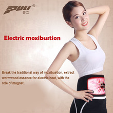 With Thrust Belt Electric Heating Care Hot Moxibustion Heat Warm House Lumbar